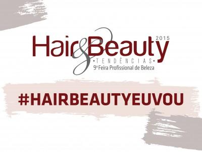 Contagem regressiva para a feira Hair&Beauty
