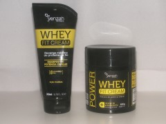 Resenha Yenzah Whey Fit Cream