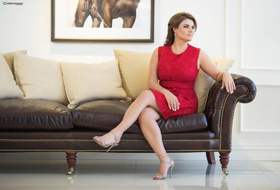 A proprietária da SAX, Faten Nasser