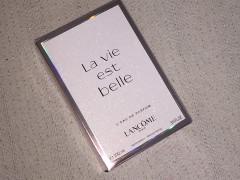 Perfume La vie est belle, da Lancôme