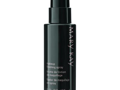 Mary Kay lança spray para fixar maquiagem por até 16 horas